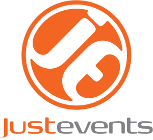 Just Events Logo Web footer